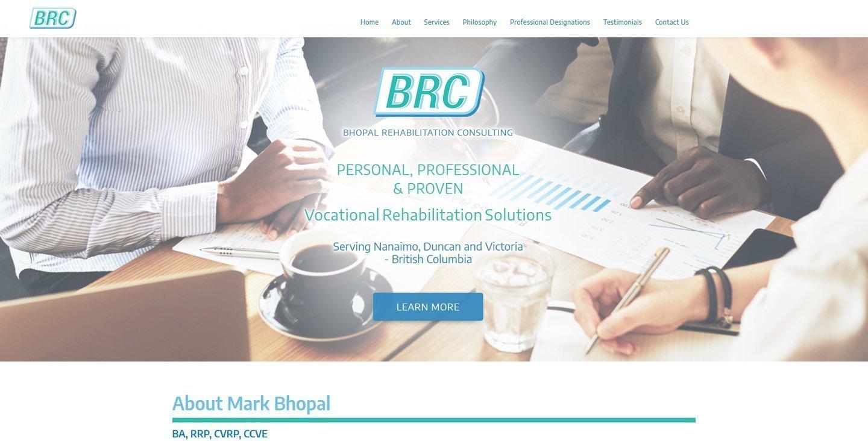 Bhopal-Rehab-Website-Screenshot-PORTFOLIO